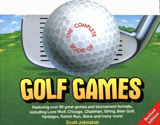 Cover image for the book The Complete Book of Golf Games, Revised Edition