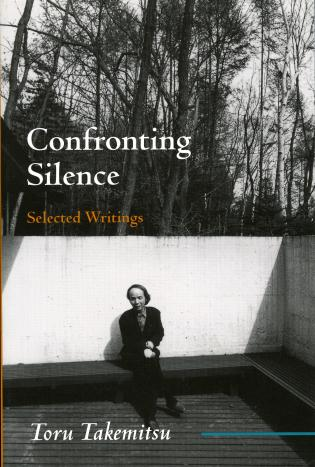 Cover image for the book Confronting Silence: Selected Writings