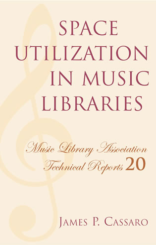 Cover image for the book Space Utilization in Music Libraries