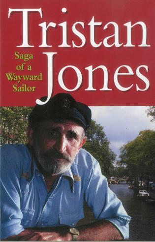 Cover image for the book Saga of a Wayward Sailor