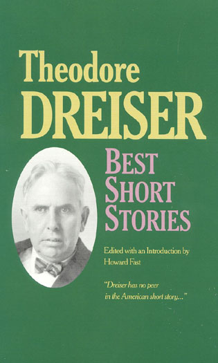 Cover image for the book Best Short Stories of Theodore Dreiser