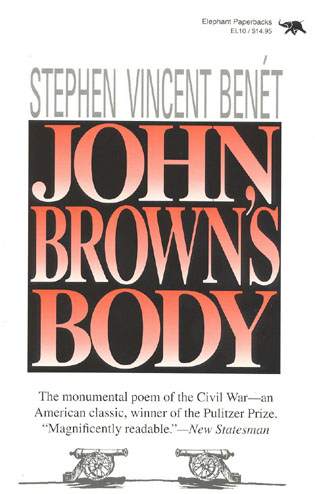 Cover image for the book John Brown's Body