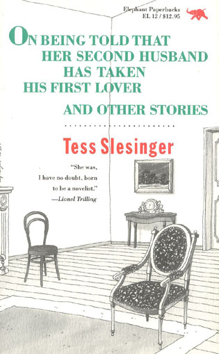 Cover image for the book On Being Told That Her Second Husband Has Taken His First Lover, and Other Stories