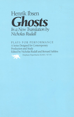 Cover image for the book Ghosts