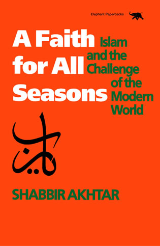 Cover image for the book A Faith for All Seasons: Islam and the Challenge of the Modern World