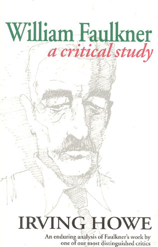 Cover image for the book William Faulkner: A Critical Study