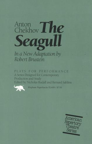 Cover image for the book The Seagull