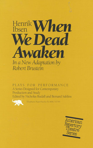 Cover image for the book When We Dead Awaken