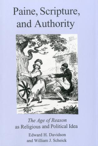 Cover image for the book Paine, Scripture, and Authority: The Age of Reason As Religious and Political Ideal