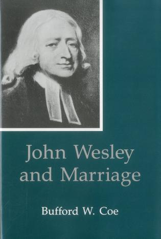 Cover image for the book John Wesley And Marriage
