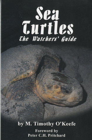 Cover image for the book Sea Turtles: The Watchers' Guide
