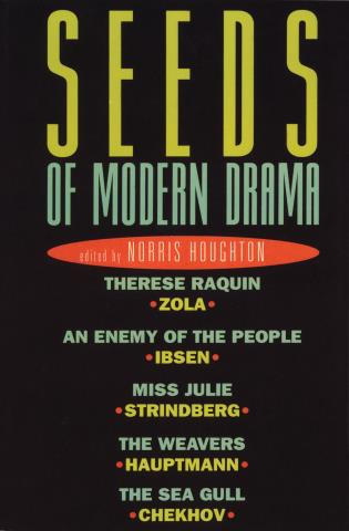 Cover image for the book Seeds of Modern Drama