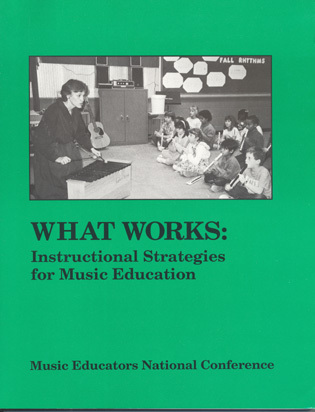 What Works Instructional Strategies For Music Education