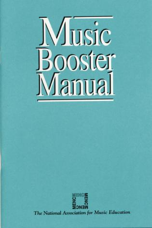 Cover image for the book Music Booster Manual