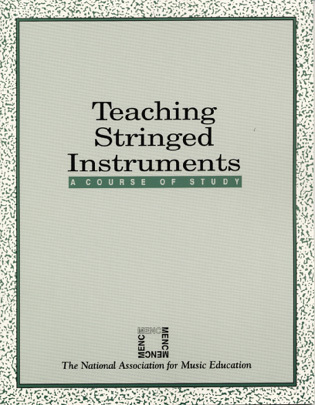 Cover image for the book Teaching Stringed Instruments: A Course of Study