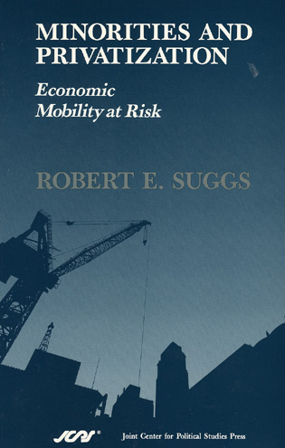 Cover image for the book Minorities and Privatization: Economic Mobility at Risk