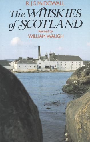 Cover image for the book The Whiskies of Scotland