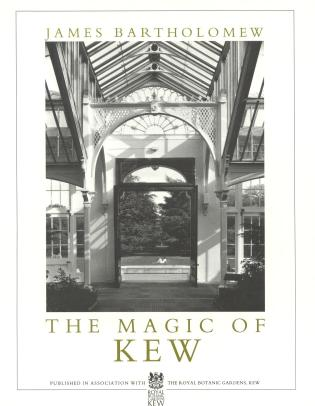 Cover image for the book The Magic of Kew