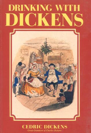 Cover image for the book Drinking with Dickens