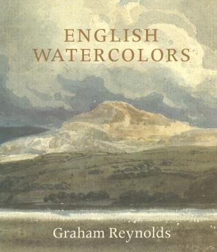 Cover image for the book English Watercolors