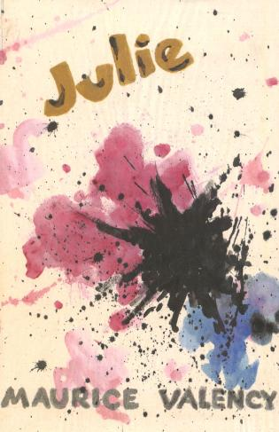 Cover image for the book Julie