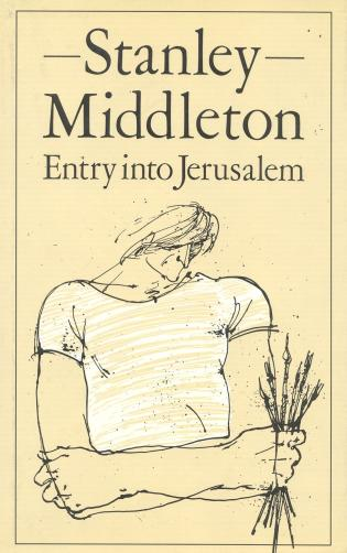 Cover image for the book Entry into Jerusalem