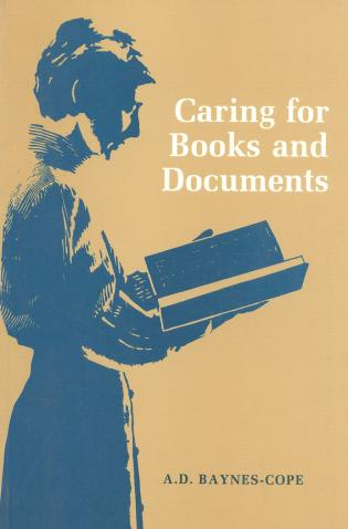 Cover image for the book Caring for Books and Documents, 2nd Edition
