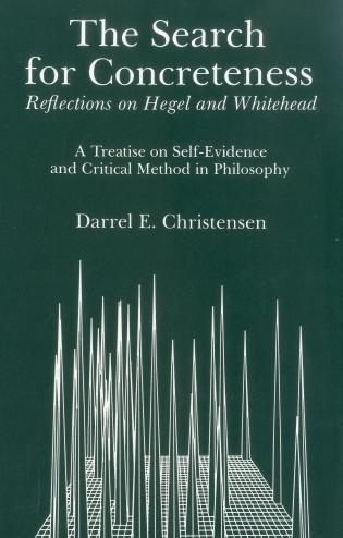 Hegel and Whitehead