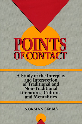 Cover image for the book Points of Contact: A Study of the Interplay and Intersection of Traditional