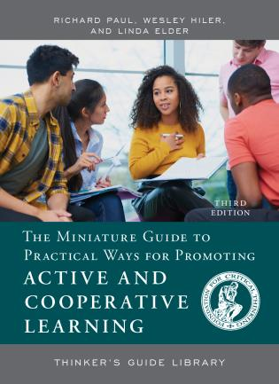 Cover image for the book The Miniature Guide to Practical Ways for Promoting Active and Cooperative Learning, Third Edition