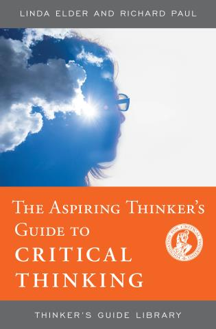Cover image for the book The Aspiring Thinker's Guide to Critical Thinking