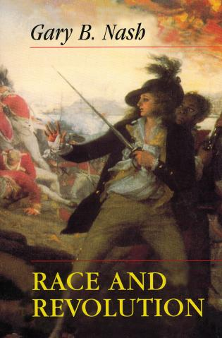 Cover image for the book Race and Revolution