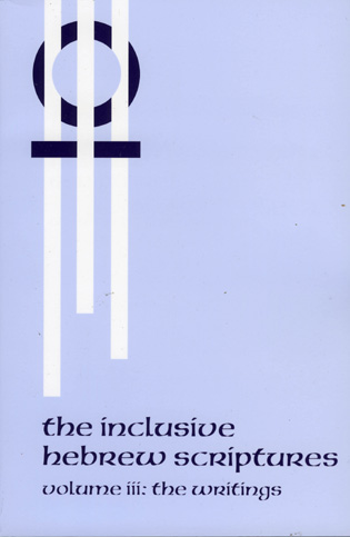 Cover image for the book The Inclusive Hebrew Scriptures: The Writings, Volume III
