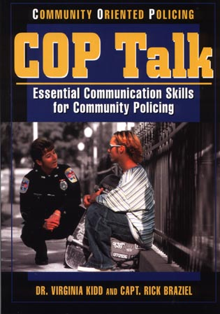 Cover image for the book COP Talk: Essential Communication Skills for Community Policing