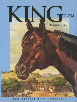 Cover image for the book King P-234: Cornerstone Of An Industry, First Edition