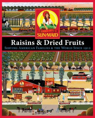 Cover image for the book Sun-Maid Raisins & Dried Fruit (Metric)