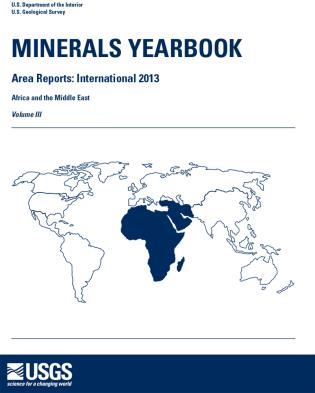 Cover image for the book Minerals Yearbook: Area Reports: International Review 2013 Africa And The Middle East, Volume 3