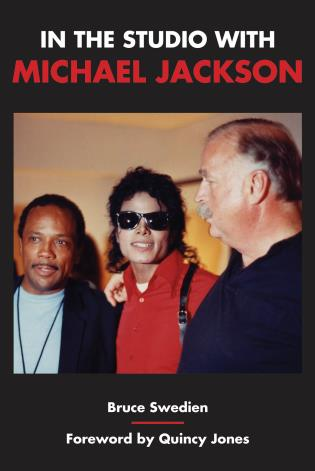 Cover image for the book In the Studio with Michael Jackson