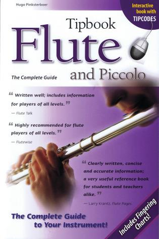 Cover image for the book Tipbook Flute and Piccolo: The Complete Guide