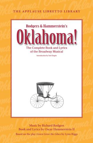 Cover image for the book Oklahoma!: The Complete Book and Lyrics of the Broadway Musical
