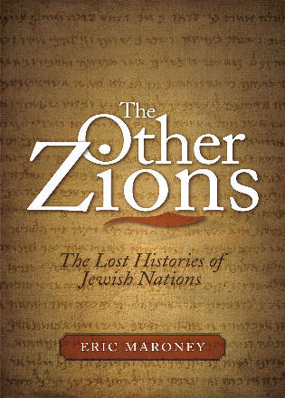 Cover image for the book The Other Zions: The Lost Histories of Jewish Nations