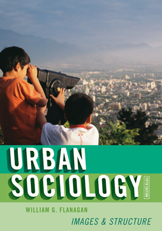 Cover image for the book Urban Sociology: Images and Structure, Fifth Edition