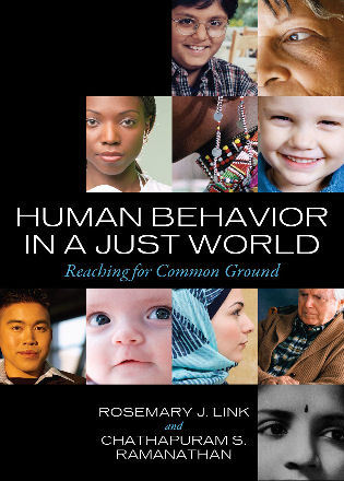 Cover image for the book Human Behavior in a Just World: Reaching for Common Ground