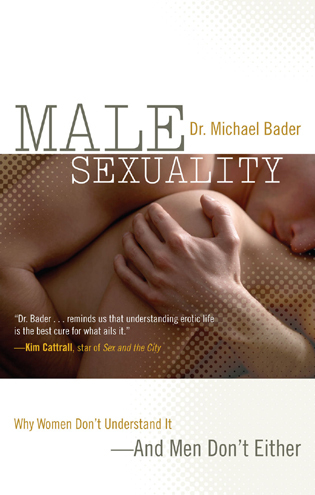 Cover image for the book Male Sexuality: Why Women Don't Understand It-And Men Don't Either