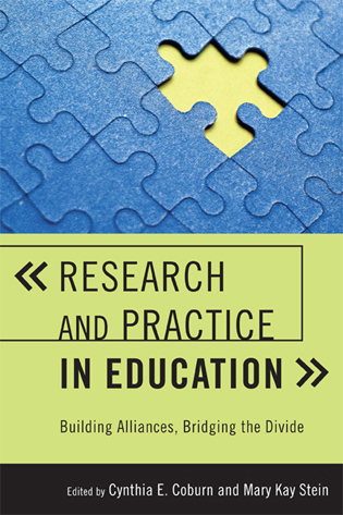 Cover image for the book Research and Practice in Education: Building Alliances, Bridging the Divide