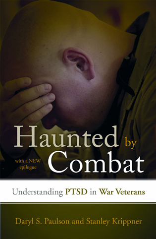 Cover image for the book Haunted by Combat: Understanding PTSD in War Veterans