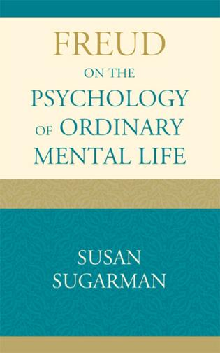 Cover image for the book Freud on the Psychology of Ordinary Mental Life