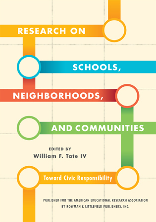 Cover image for the book Research on Schools, Neighborhoods and Communities: Toward Civic Responsibility
