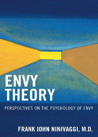 Cover image for the book Envy Theory: Perspectives on the Psychology of Envy