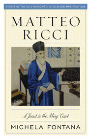 Cover image for the book Matteo Ricci: A Jesuit in the Ming Court